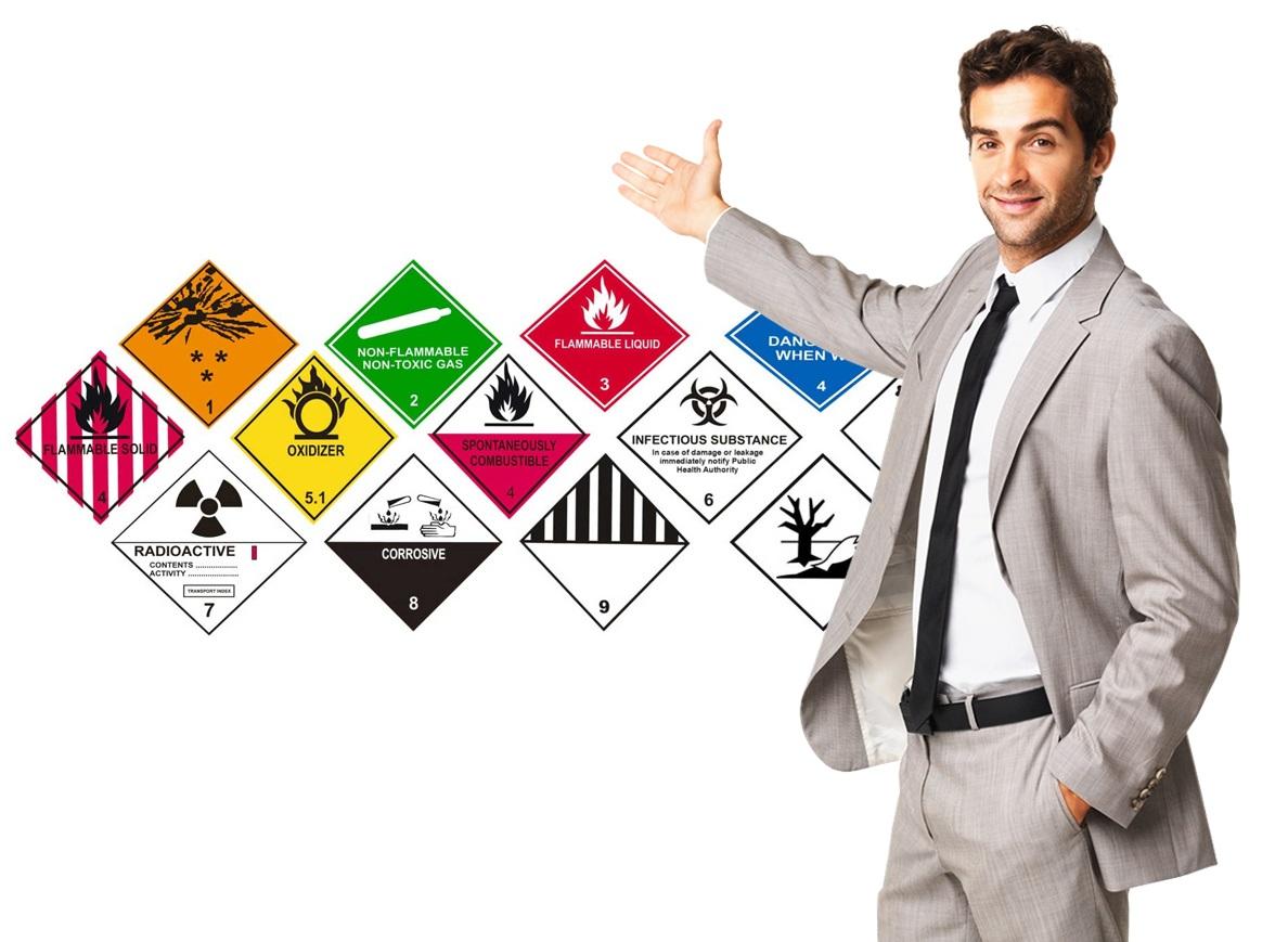 консультант по перевозке опасных грузов